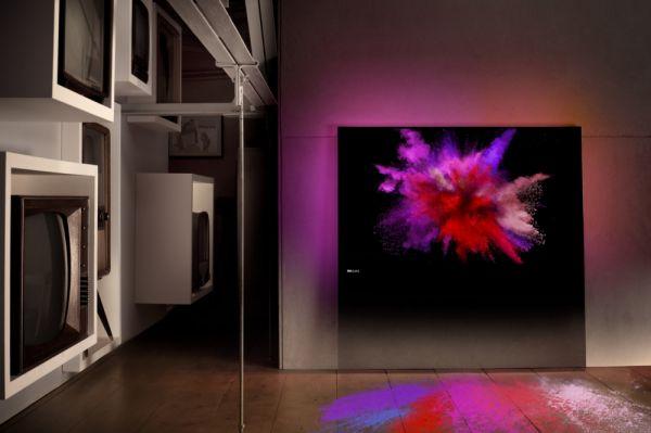 Philips 55PDL8908S DesignLine Ultra Slim 3D Smart LED TV