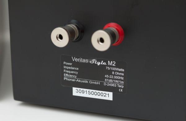 Phonar Veritas M2 Style hangfal