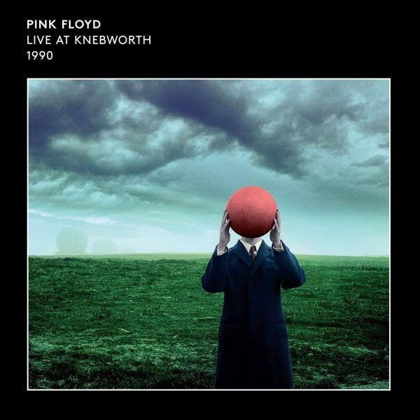 Pink Floyd Live at Knebworth 1990 cover