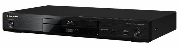 Pioneer BDP-160 3D Blu-ray lejátszó