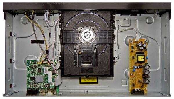 Pioneer BDP-160 3D Blu-ray lejátszó belső