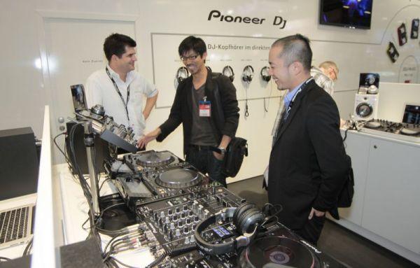 Pioneer DJ termékek IFA 2012