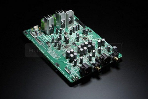 Pioneer N-70A hálózati médialejátszó audio board