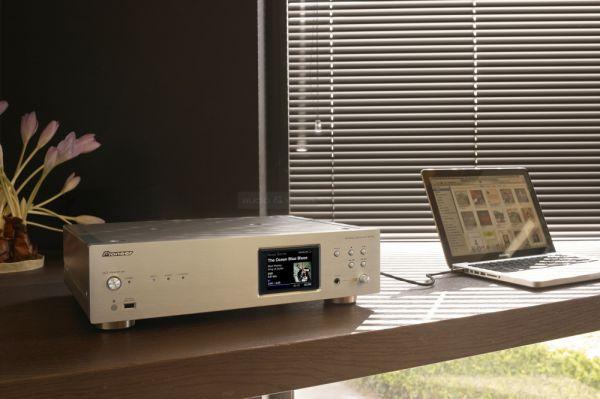 Pioneer N-70A hálózati médialejátszó