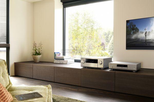 Pioneer SC-LX58 Dolby Atmos házimozi erősítő és BDP-LX58 Blu-ray lejátszó