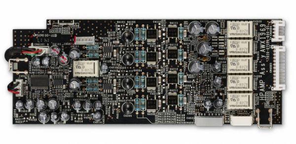 Pioneer U-05 USB DAC és fejhallgató erősítő belső