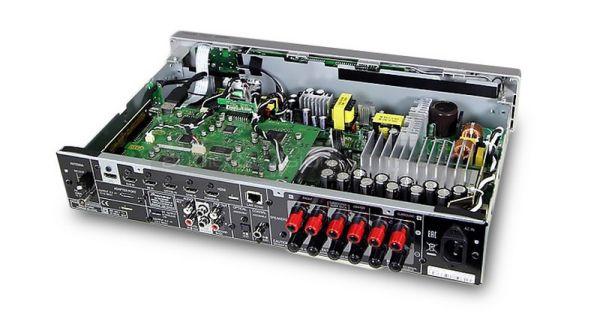 Pioneer VSX-S510 házimozi erősítő belső
