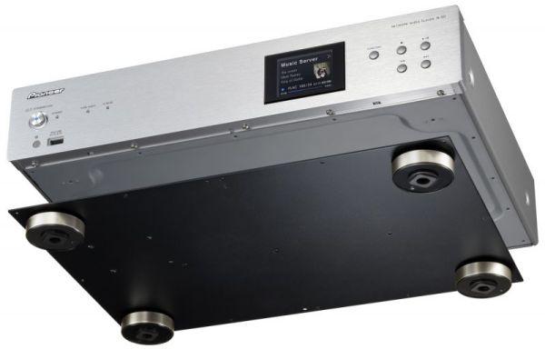 Pioneer N-50 hálózati médialejátszó doboz felépítés