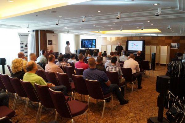 Pioneer Press Conferece 2012