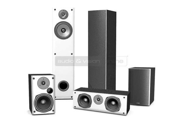 Polk Audio M20 házimozi hangfalszett