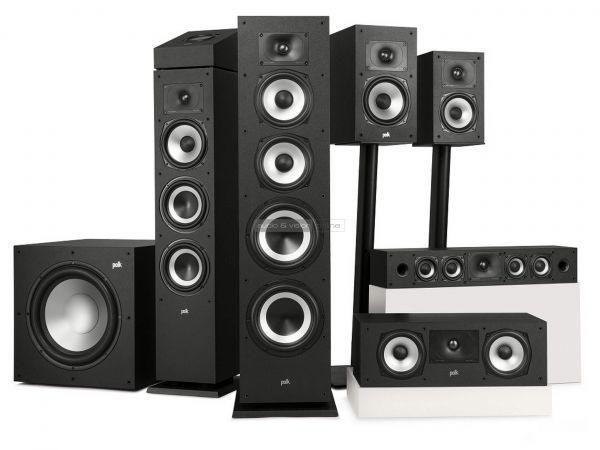 Polk Audio Monitor XT hangfalcsalád