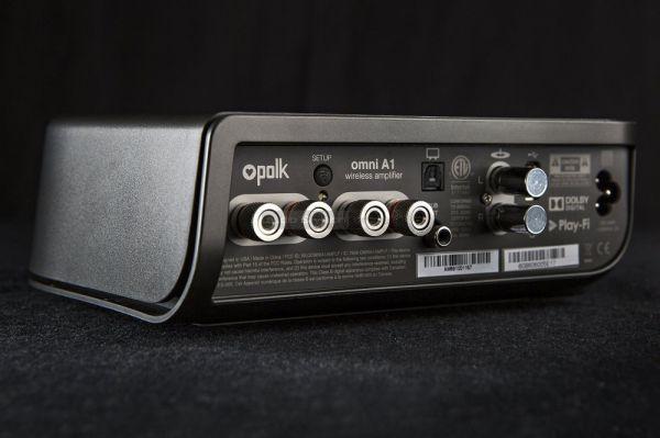 Polk Audio Omni A1 hátlap