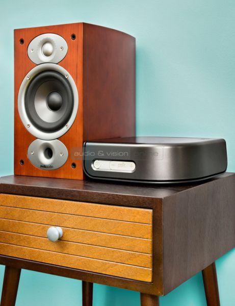 Polk Audio Omni A1 sztereó erősítő és multiroom hangrendszer