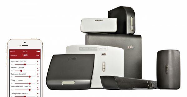 Polk Audio Omni multiroom rendszer