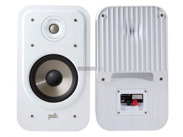 Polk Audio Signature S20e hangfal hátlap