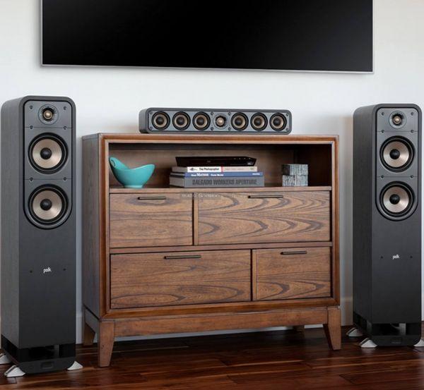 Polk Audio Signature S55e házimozi hangfalszett