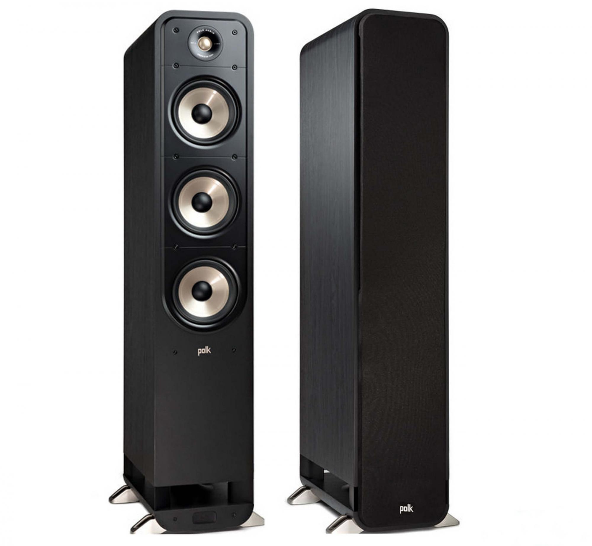 Polk Audio Signature S60e álló hangfal teszt