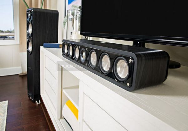 Polk Audio Signature Series S55 hangfal és S35 centersugárzó