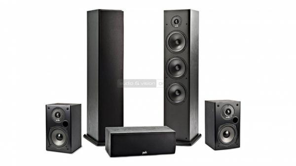 Polk Audio T50 házimozi hangfalszett
