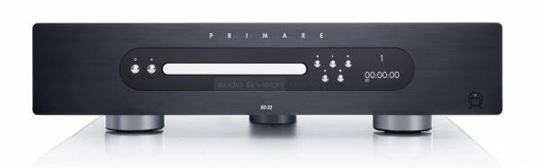 Primare BD32 MKII Blu-ray lejátszó