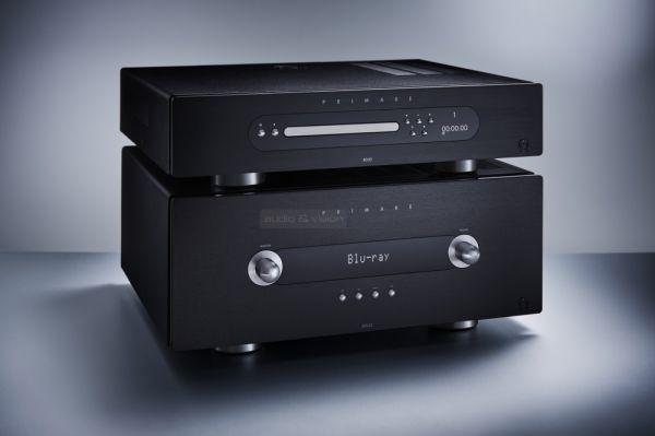 Primare BD32 MKII Blu-ray lejátszó és SPA-23 házimozi erősítő