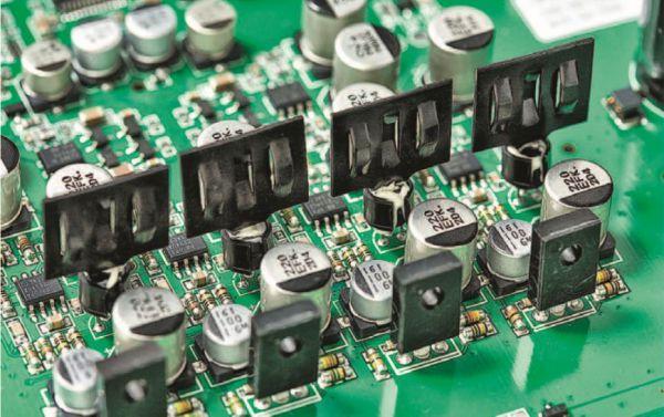 Primare NP30 hálózati audio lejátszó belső