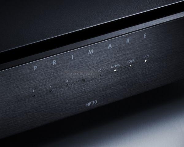 Primare NP30 hálózati audio lejátszó