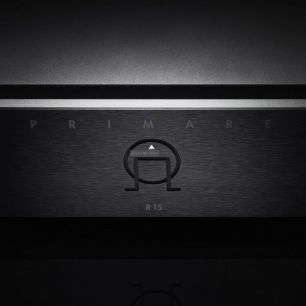 Primare R15 phono előerősítő logo