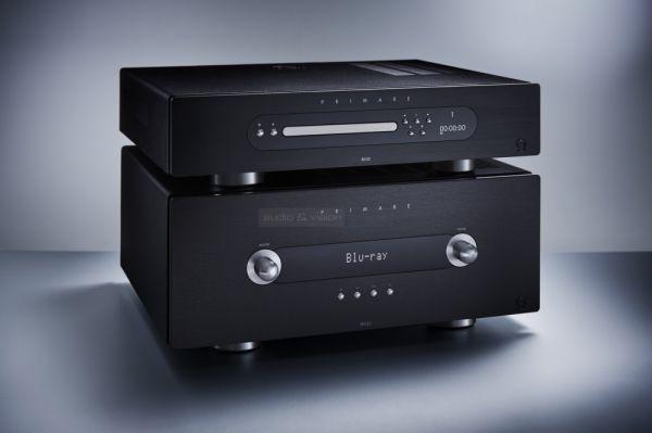 Primare SPA23 házimozi erősítő és BD32 Blu-ray lejátszó