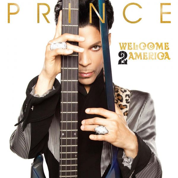 Prince Welcome 2 America cover