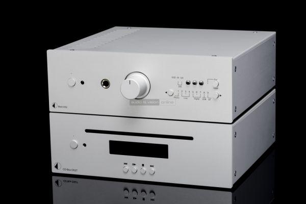 Pro-Ject MaiA DS2 és CD Box DS2