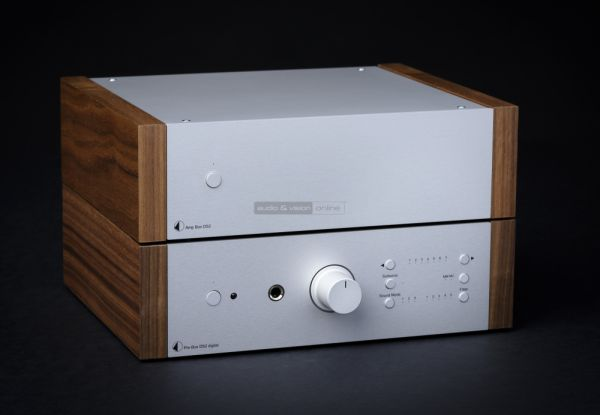 Pro-Ject Pre Box DS2 digital és Amp Box DS2
