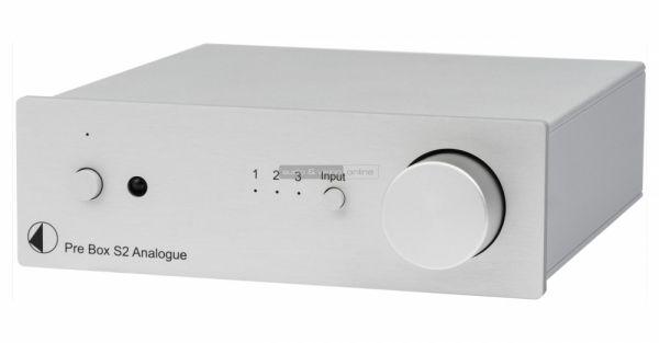 Pro-Ject Pre Box S2 analogue