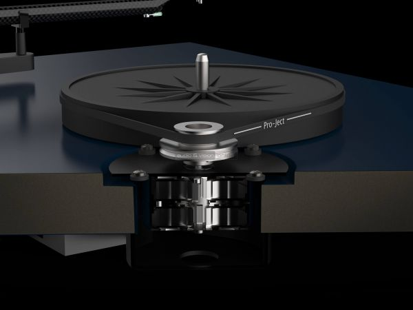 Pro-Ject Debut Carbon EVO vinyl lemezjátszó motor