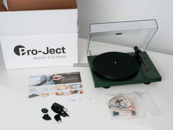 Pro-Ject Debut Carbon EVO vinyl lemezjátszó tartozékok