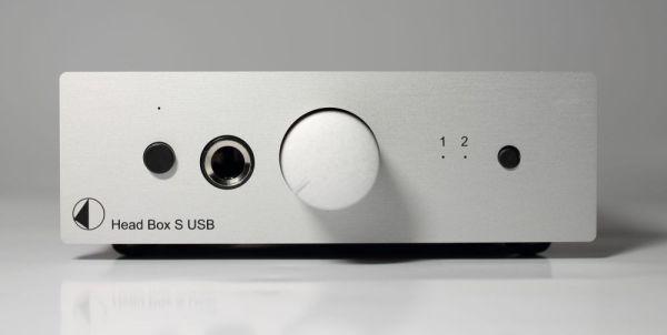 Pro-Ject Head Box S USB fejhallgató erősítő