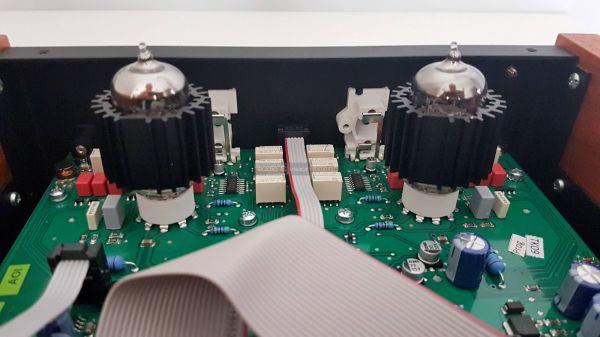 Pro-Ject Tube Box DS2 phono előerősítő