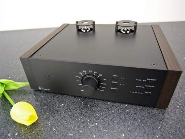 Pro-Ject Tube Box DS2 phono előerősítő