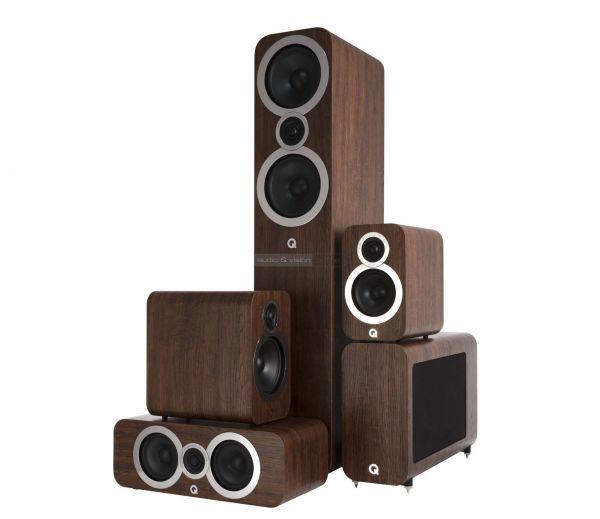 Q Acoustics 3000i hangfalak