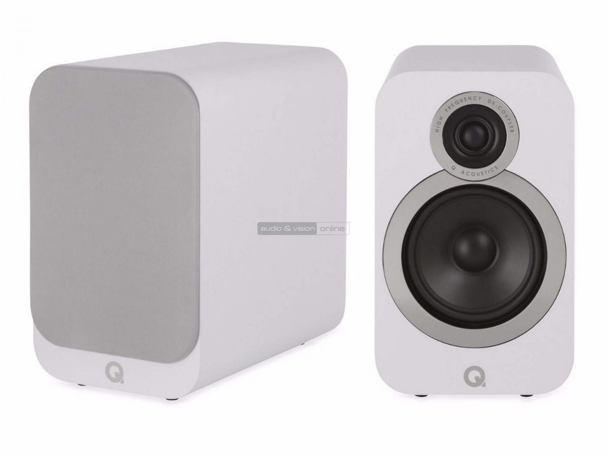 Q Acoustics 3020i állványos hangfal teszt