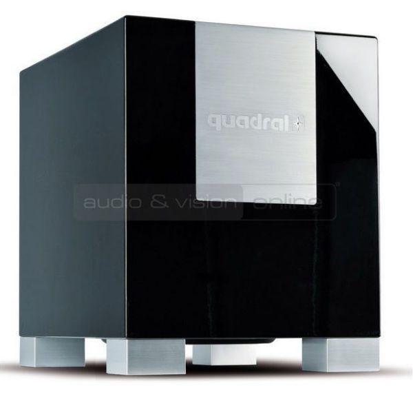 quadral QUBE 12 AKTIV aktív mélyláda