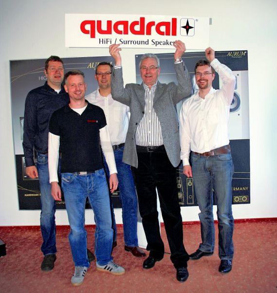 quadral csapat