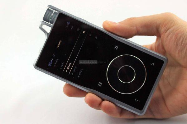Questyle QP2R hordozható zenelejátszó