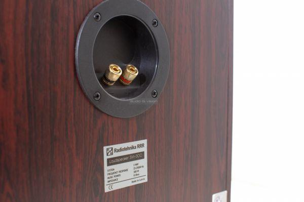Radiotehnika SM-300 hangfal csatlakozó