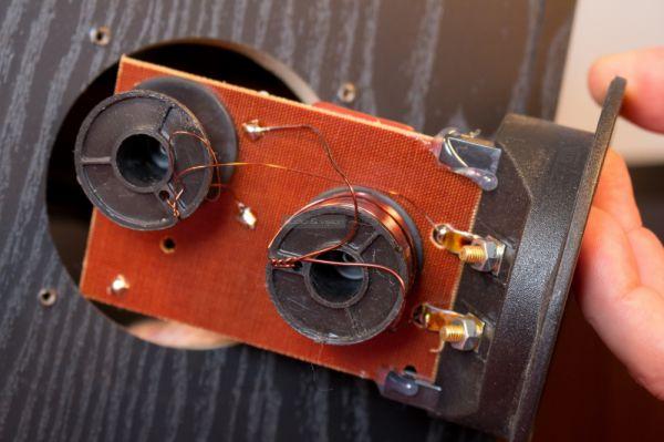 Radiotehnika X-LINE MM-4.1 hangfal keresztváltó