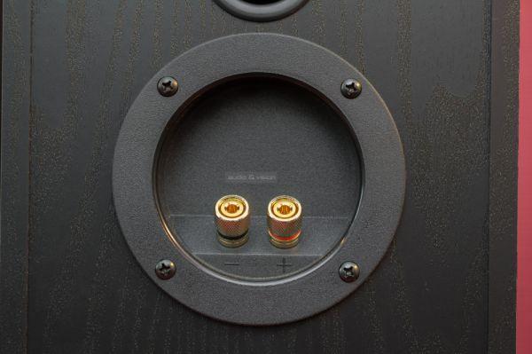 Radiotehnika X-LINE MM-4.1 hangfal hátlap