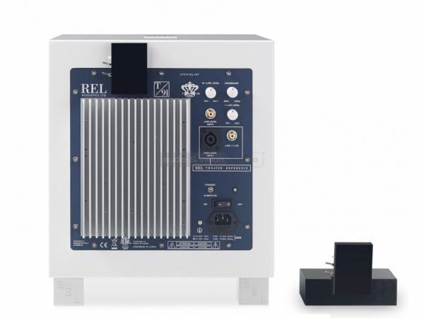 REL T/9i aktív mélyláda LongBow Wireless