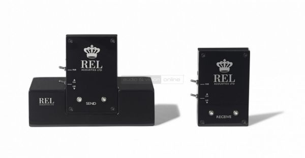 REL Arrow wireless kit