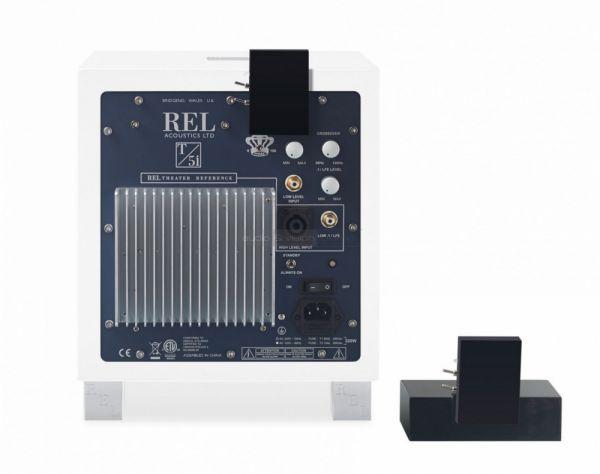 REL T/5i mélyláda hátfal Arrow wireless kittel