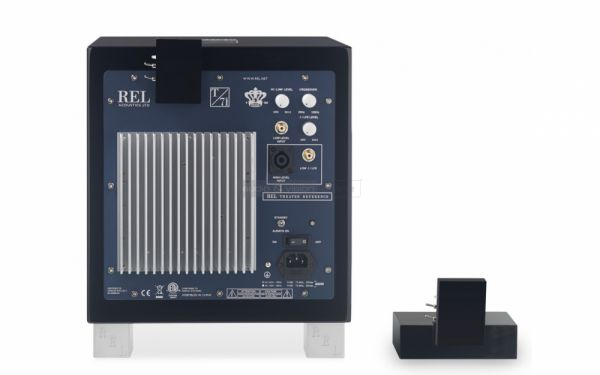 REL T/7i mélyláda hátfal Arrow wireless kittel